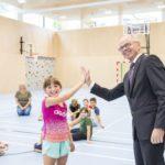 07.10.2019 AT Salzburg: Unterricht mit High-Tech-Unterstützung in der Josef-Rehrl-Schule