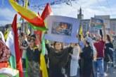 12.10.2019 AT Salzburg: Demonstration – Gemeinsam aufstehen für Rojava