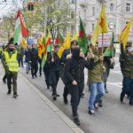 16.11.2019 AT Salzburg: Gemeinsam aufstehen für Rojava