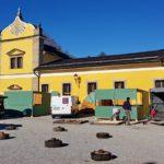 """07.11.2019 AT Salzburg: Vorbereitung für den """"Hellbrunner Advent-Zauber"""""""