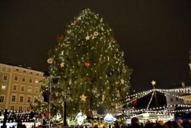 21.11.2019 AT Salzburg: Eröffnung des 46. Christkindlmarkt