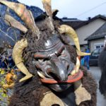 01.12.2019 AT St. Leonhard: Krampuslauf am Adventmarkt
