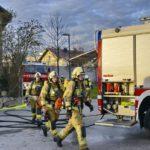 31.12.2019 AT Salzburg: Hausbrand – Tiere gerettet