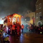 08.02.2020 AT Kuchl: Tennengauer Faschings-Nachtumzug