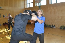 01.03.2020 Faistenau: Zweiter Tag 3. XFighting Intensivseminar Winter Edition