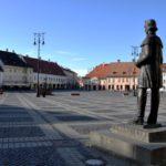 17.03.2020 RO Hermannstadt: Es wird ruhig in Rumänien – Menschen bleiben in ihren Häusern