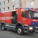 12.06.2020 AT Salzburg: Kinderwagen brennt – 16 Personen müssen vom RK versorgt werden