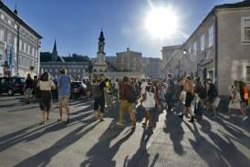 09.07.2020 AT Salzburg: black lives matter Demo in der Stadt