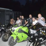01.08.2020 AT Puch bei Hallein: Biker-Party bei Markus