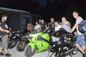 01.08.2020 AT Puch bei Hallein: Biker-Party bei Markus