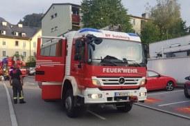 10.09.2020 AT Salzburg: Küchenbrand in Gnigl
