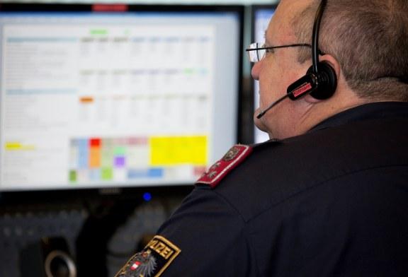 23.11.2020 AT: Steiermark übernimmt Polizei-Notrufe aus Oberösterreich
